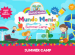 more about mundo manía summer camp