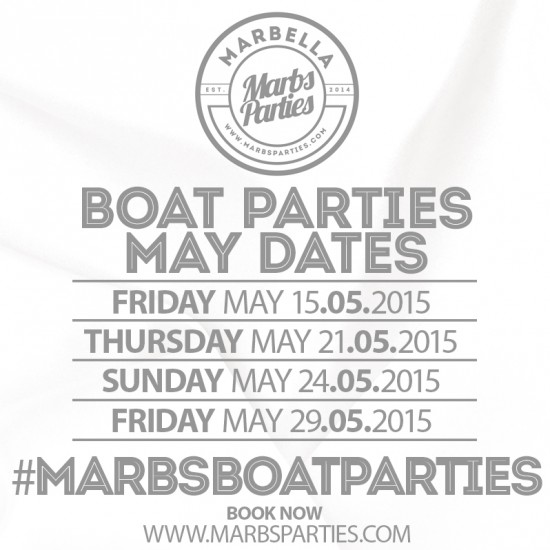 Marbs-Parties-May-dates-Summer-2015-Boat-Parties-Advert
