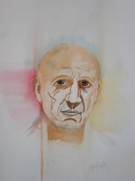 Towards head of Picasso II