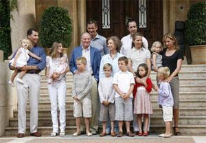 Spanish-Royal-Family