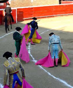 Traditional Spanish Dress