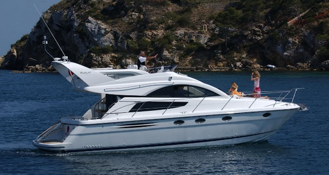 A full day yacht charter in Puerto Banus, Marbella, offers a unique ...