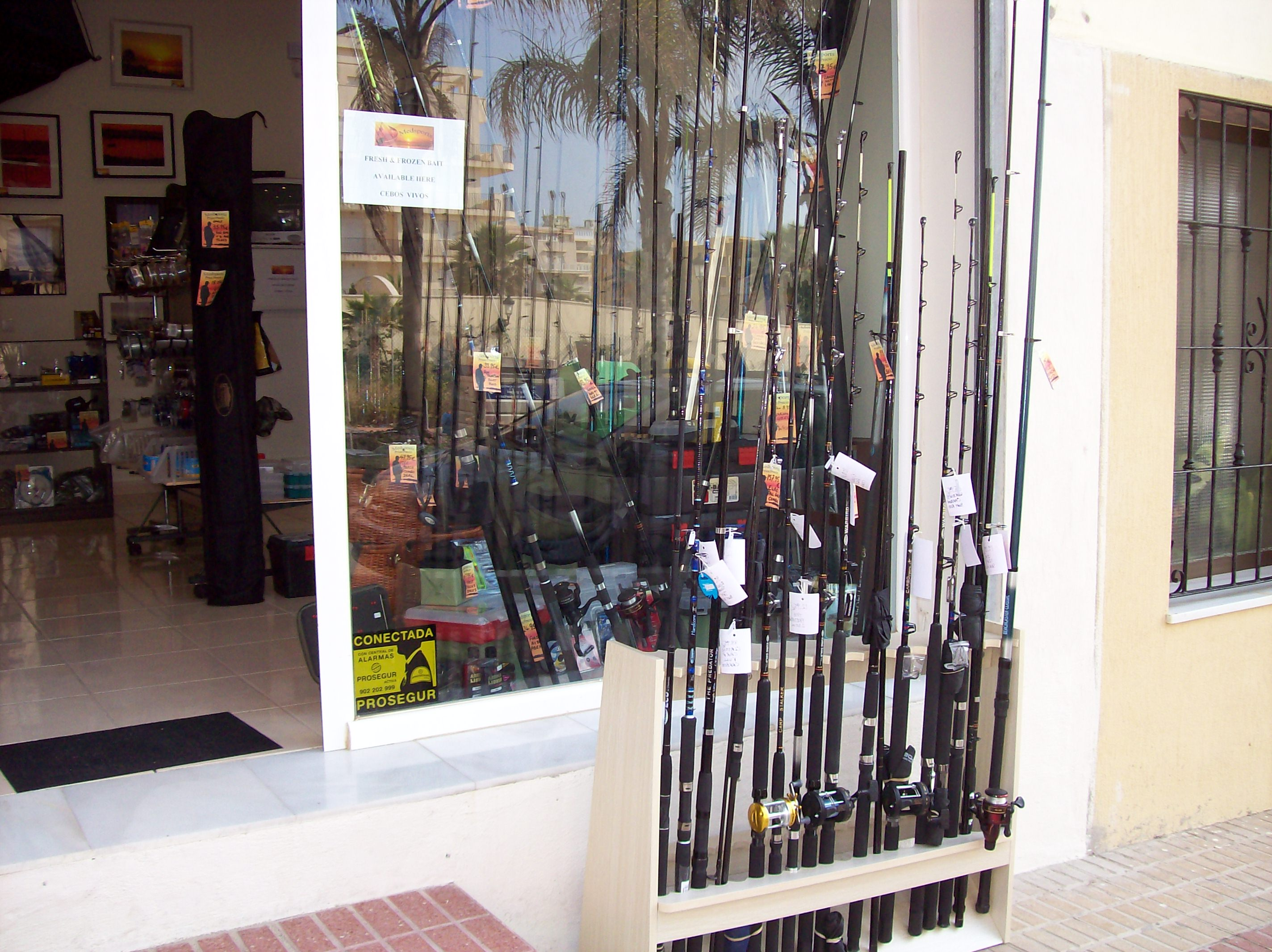 Fishing tackle store for sale f 2017 for Fishing supply store