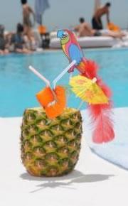Sumptuous Ocean Club Cocktails